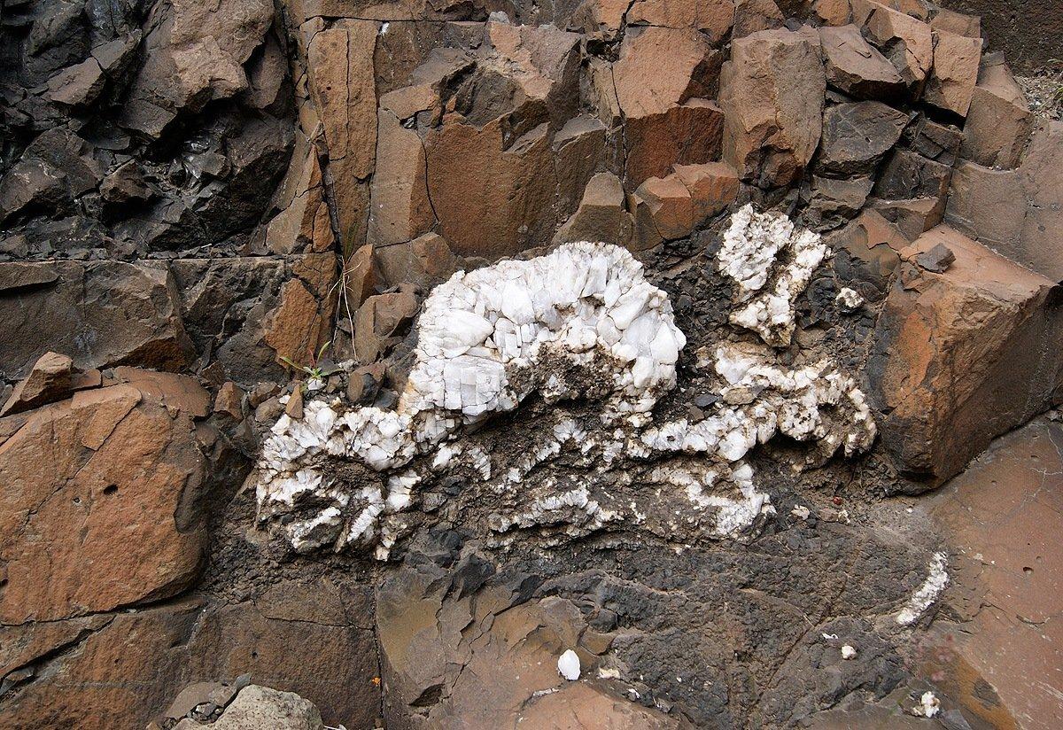 Немножго геологии...