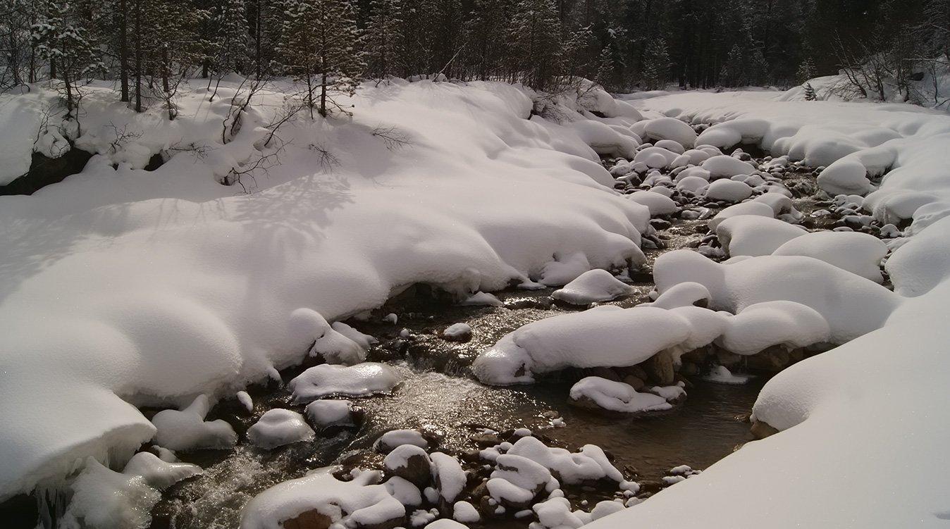 Река Донгузорун-Баксан