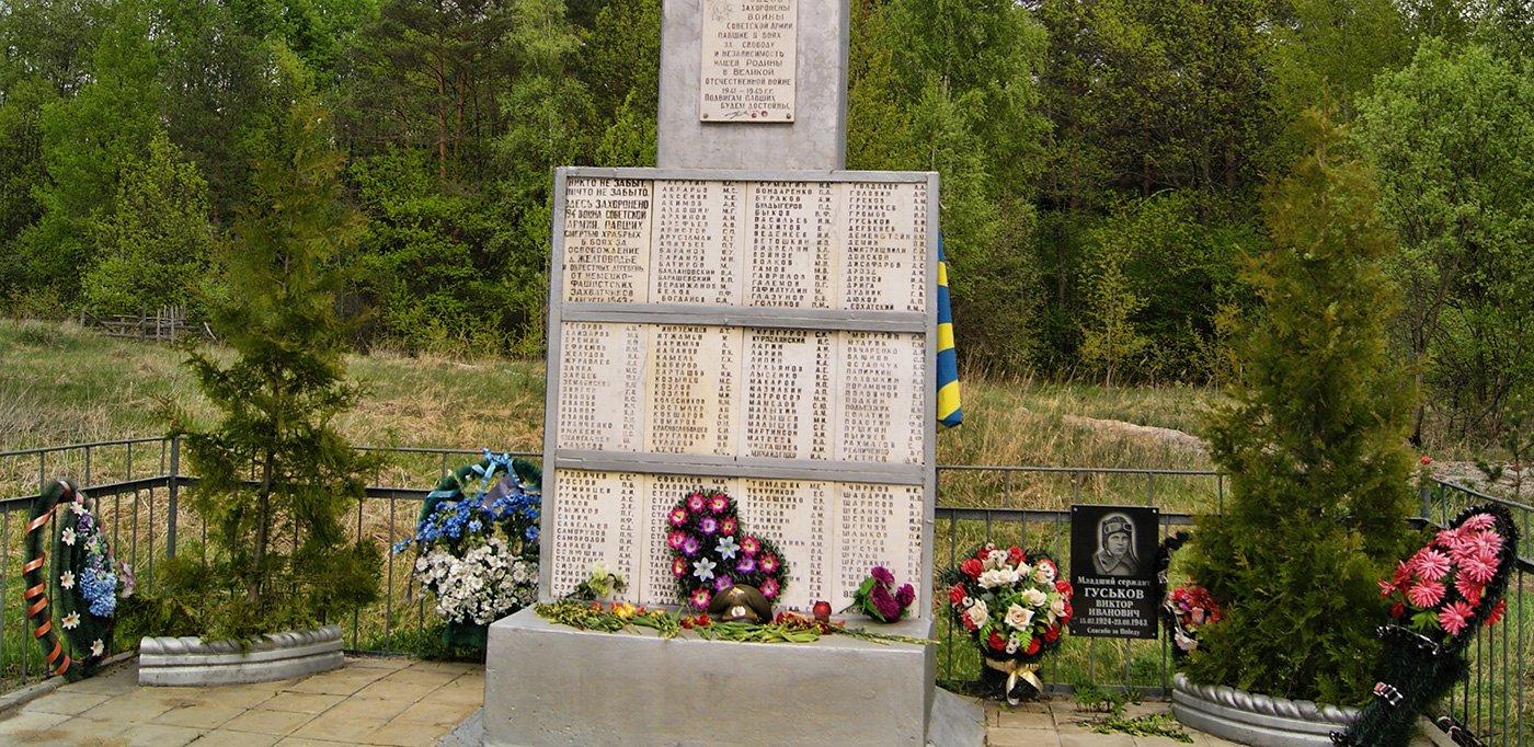 и памятник павшим в войну вполне пристоен и ухожен