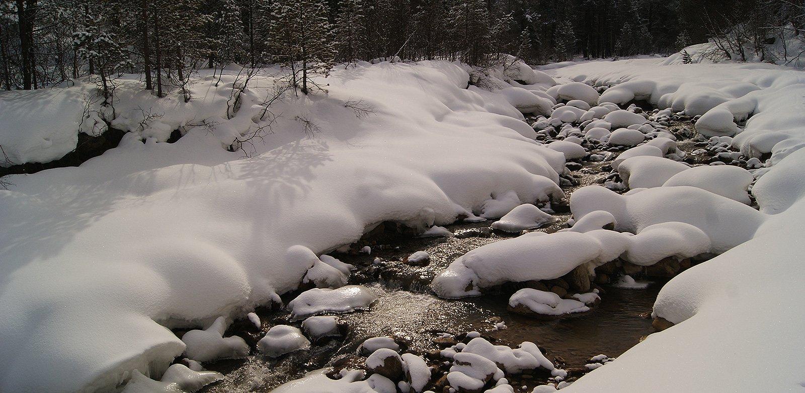 река Донгузорун-баскан