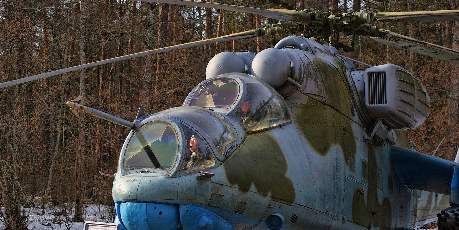 Ми-24 покрупнее