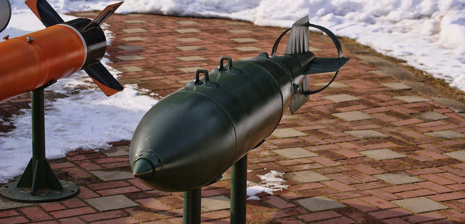 Бомба ОФАБ-250