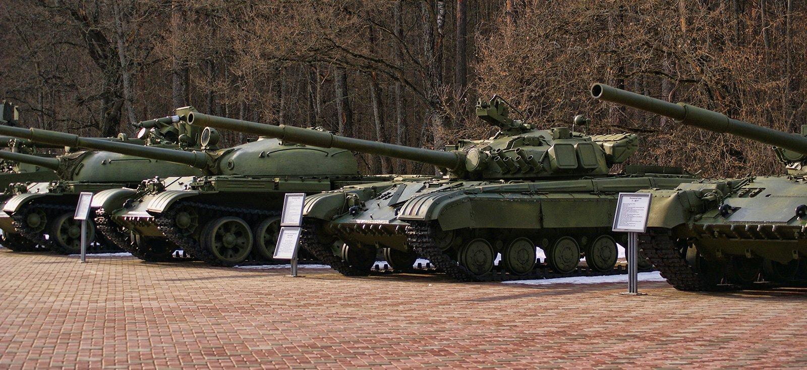 Танковая линейка