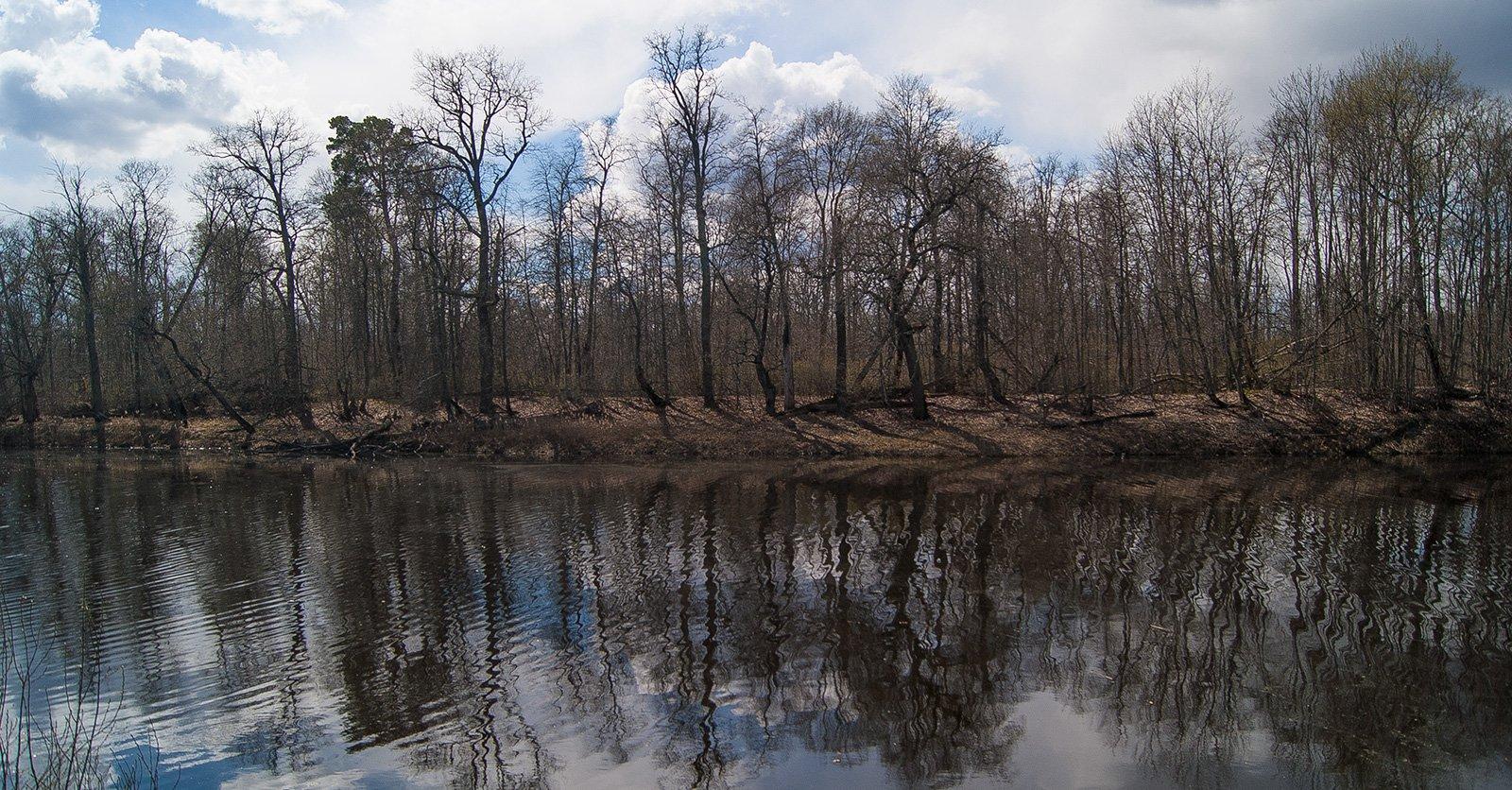 озеро Боровень