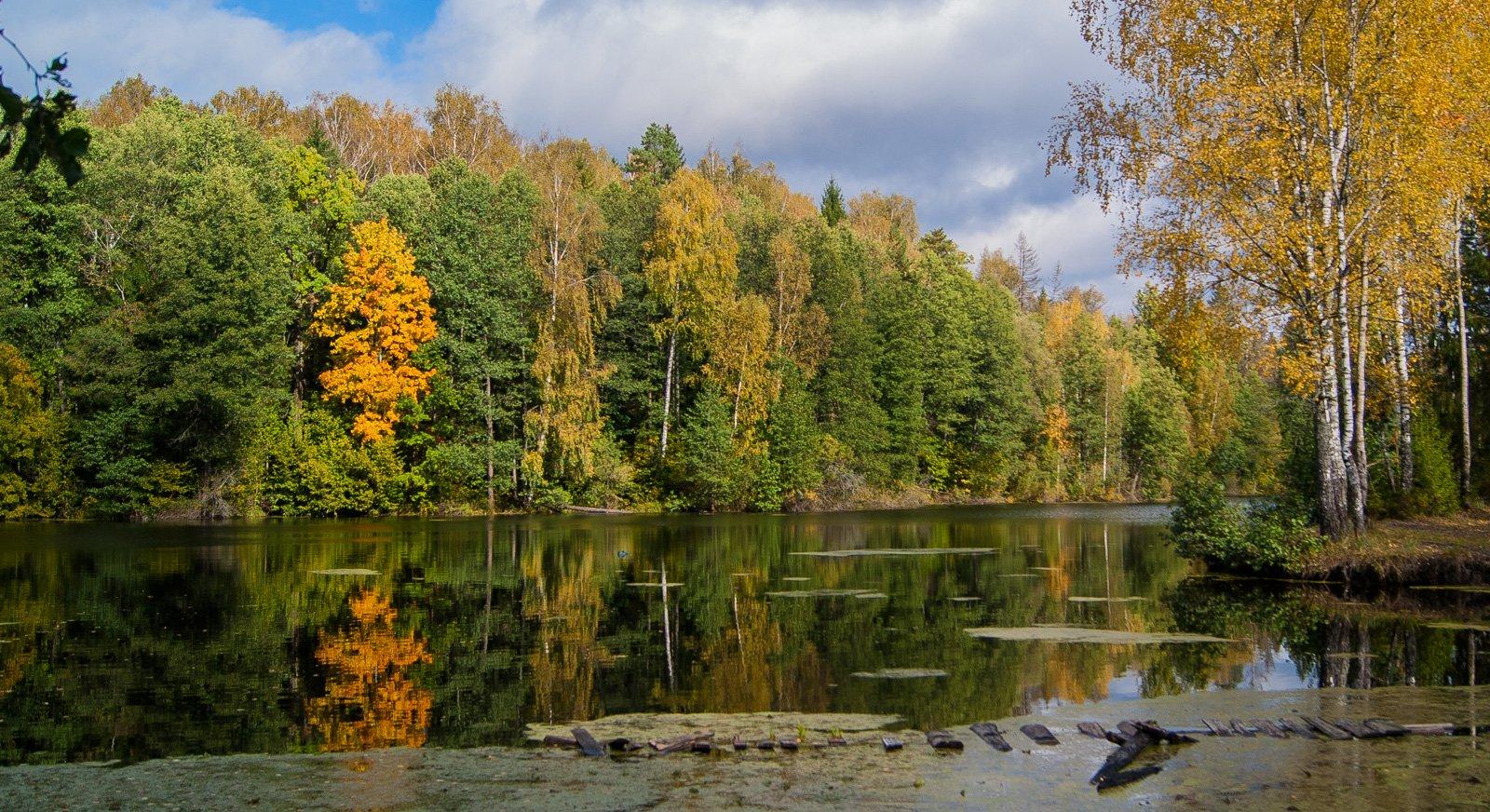 озеро Кунка