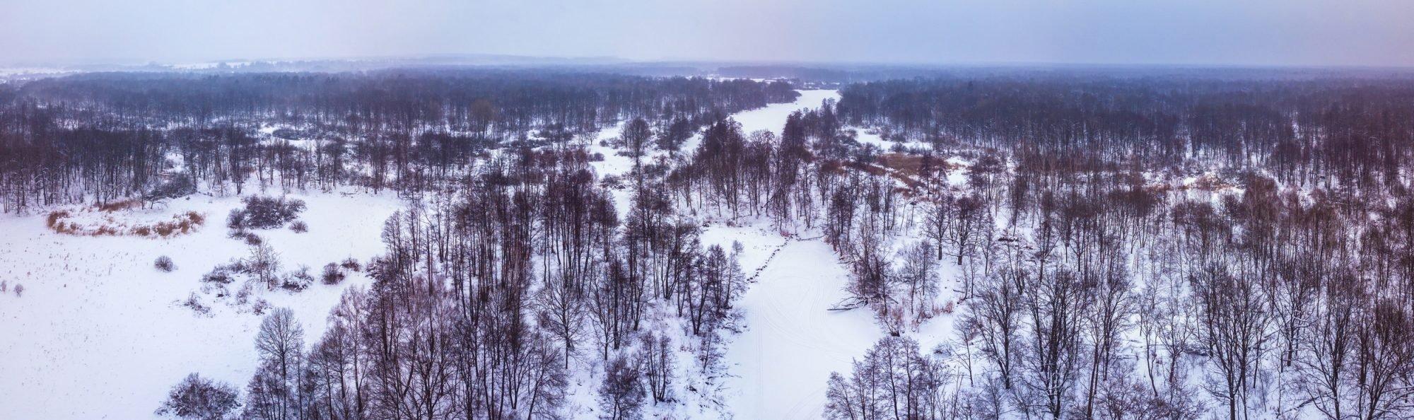 Озёра Глухое и Рейсы