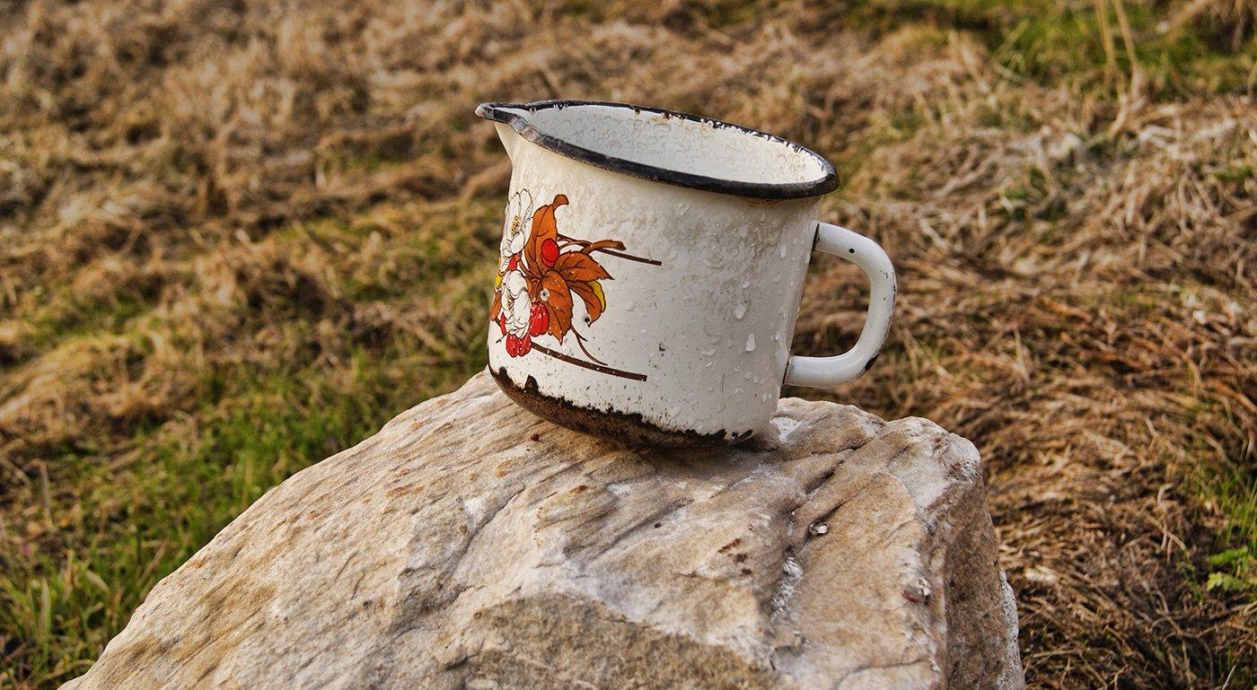 «Неупиваемая чаша» — источник под Кокино
