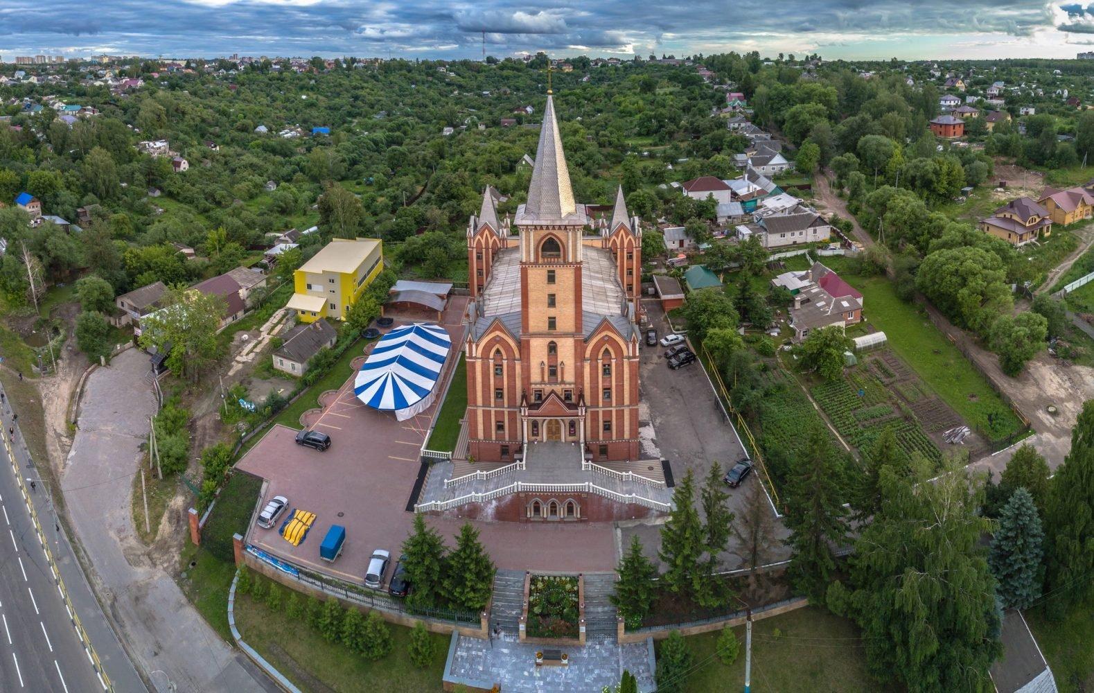 Кафедральный собор на «Болгарах»