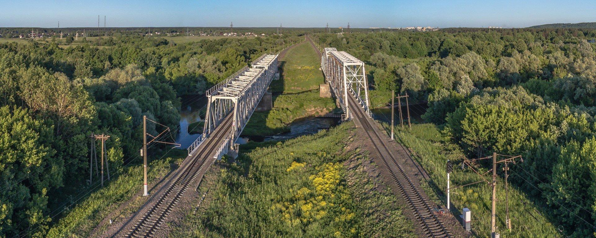 Мосты через Болву
