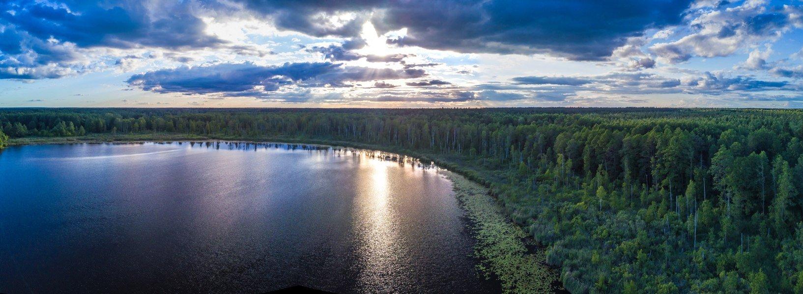 Озеро Шумовец