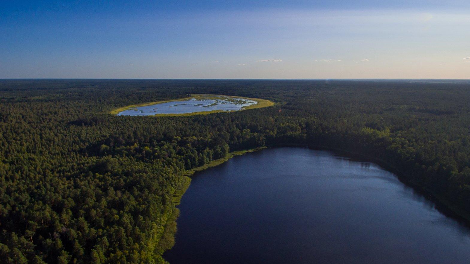 Жеринские озёра