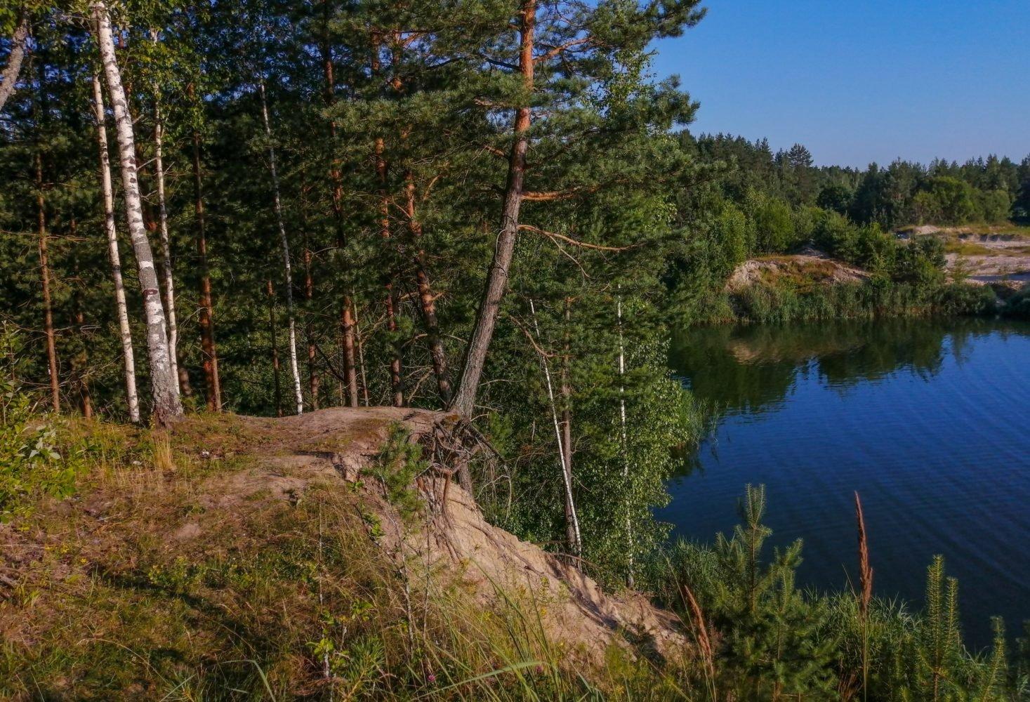 Озеро «Петровский карьер»