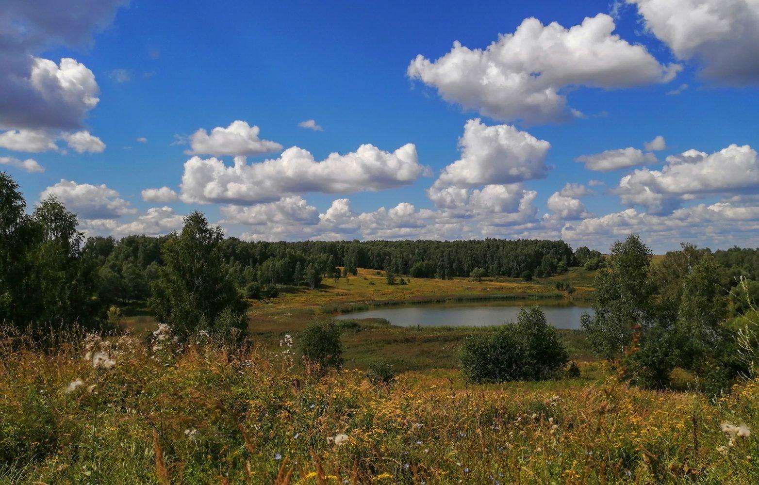Озеро Ждановское