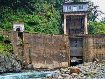 Сухумская ГЭС