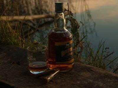 Сентябрьский вечер на Святом озере